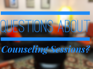 Questions about Counseling session